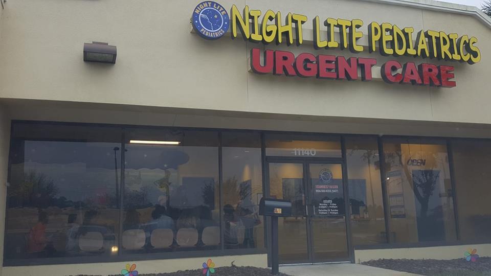 Partnership with Night Lite Pediatrics Urgent Care